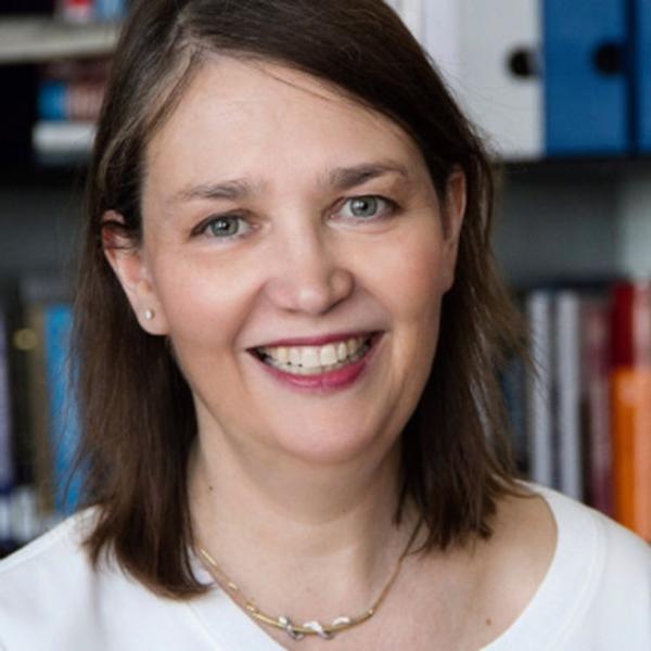 Portrait picture of Professor Ellen Margaretha Immergut