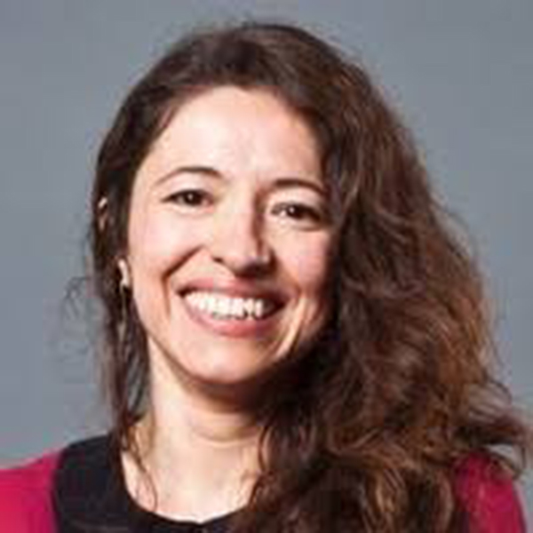 Portrait picture of Professor Klarita Gerxhani