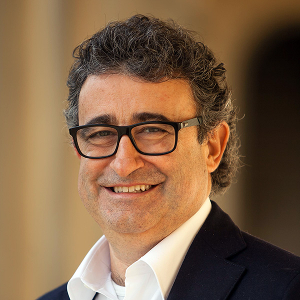 Portrait picture of Professor Luigi Narbone