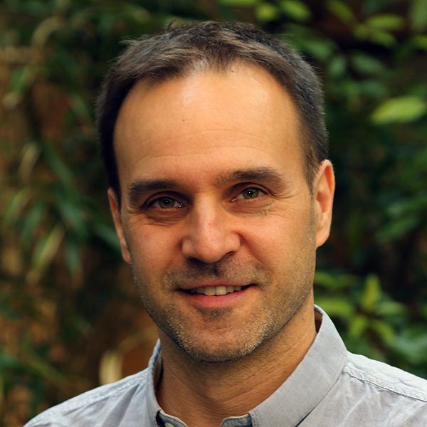 Portrait picture of Professor Martin Ruhs